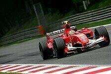 Formel 1 - Ferrari bei der Bologna Motorshow