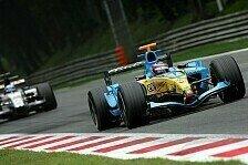 Formel 1 - Renault hat auch im Titelkampf nichts zu verbergen