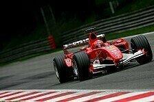 Formel 1 - Die Woche in der F1: Von Schu & Macher