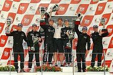 Blancpain GT Serien - Bilder: Abu Dhabi - 1. Lauf