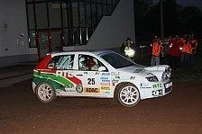 ADAC Rallye Masters - Daniel Schmidt bleibt Optimist