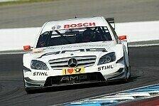 DTM - Di Resta sichert sich die Pole-Position