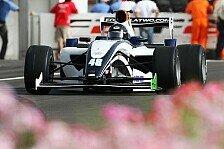 Formel 2 - Dean Stoneman lässt nichts anbrennen