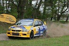 ADAC Rallye Masters - Osterhaus gewinnt Rallyefest im Sulinger Land