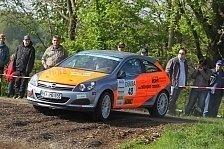 ADAC Rallye Masters - Hochspannung im Sulinger Land