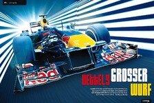 Formel 1 - Themen: Motorsport-Magazin im Mai