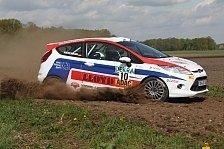 ADAC Rallye Masters - Christian Riedemann überzeugt