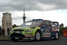 WRC - Vorschau Rallye Neuseeland