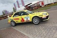 ADAC Rallye Masters - Autogas-Subaru erfolgreich bei der Sulinger Rallye