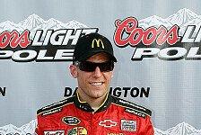 NASCAR - Zweite Saison-Pole für Jamie McMurray