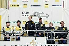 ADAC GT Masters - Sieg für Kox/Thurn und Taxis