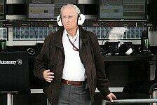 Ex-Daimler-Vorstand Jürgen Hubbert: Goldene DTM-Jahre