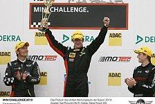 MINI Challenge - Heimsieg für Steve Kirsch