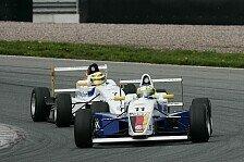 ADAC Formel Masters - Farnbacher fährt auf Startplatz eins