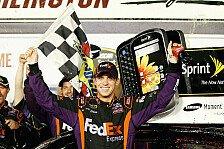 NASCAR - Bilder: Showtime Southern 500 - 11. Lauf