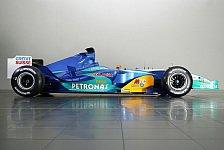 Formel 1 - Bilderserie: Die letzten 5 Sauber Boliden