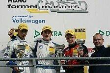 ADAC Formel Masters - Stanaway und Wehrlein lauten die Sieger