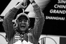 Formel 1 - Montezemolo wünscht Rubens einen Abschiedssieg