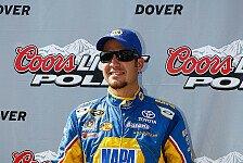 NASCAR - Erste Dover-Pole für Martin Truex Junior