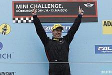 MINI Challenge - Sieg für Hendrik Vieth auf der Nordschleife