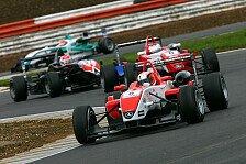 Britische F3 - Bilder: Silverstone - 4. - 6. Lauf