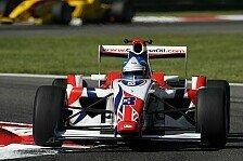 Formel 2 - Palmer auch im zweiten Qualifying Spitze