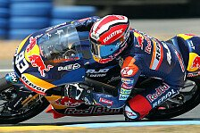 Moto3 - Marquez gewinnt 125cc-Rennen in Silverstone