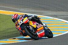 Moto3 - Marquez erkämpft sich ersten GP-Sieg