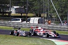 Formel 2 - Überragender Monza-Sieg für Jolyon Palmer