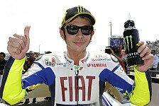 MotoGP - Die Bühne für Rossi's Comeback?