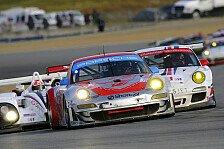 USCC - Porsche-Spitzenreiter reisen an den Großen Salzsee