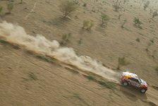 WRC - 13. Etappe: Peterhansel dominiert weiter