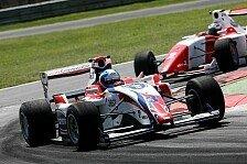 Formel 2 - Palmer macht Doppelsieg in Monza perfekt
