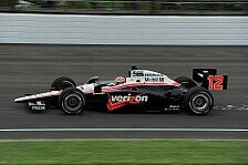 IndyCar - Power ist der große Favorit