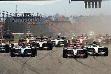 Formel 2 - Snegirev kommt aus der britischen F3