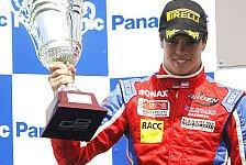 Formel 2 - Miki Monras holt Sieg in Silverstone