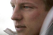 Formel 1 - Kimi kommt nicht aus den Negativschlagzeilen heraus
