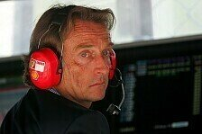 Formel 1 - Der Ferrari-Präsident als ein in Unruhe Wartender