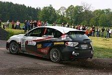 DRM - ADAC Saarland-Rallye lädt ein zum Saisonfinale