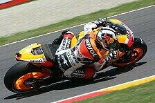 MotoGP - Pedrosa fährt einsam zu Mugello-Sieg