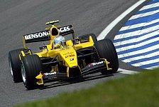 Formel 1 - Jordan EJ15 soll am Montag debütieren