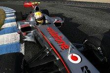 Formel 1 - Best of 2010 - Lewis Hamilton im Interview