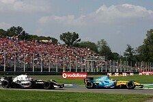 Formel 1 - Teamchefs: Traditionskurse wie Monza behalten
