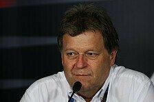 Formel 1 - Haug: Fokus auf 2011 kein großer Vorteil