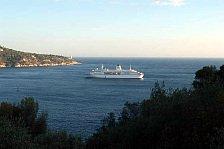 DTM - Kreuzfahrt ins Blaue: Mit adrivo.com zum Herrscher der Meere