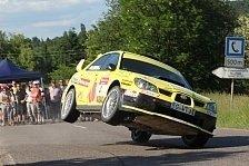 ADAC Rallye Masters - Tadellose Leistung von Wallenwein
