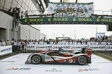 24 h von Le Mans - Bilder: Rennen
