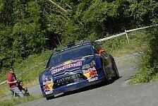 WRC - Räikkönen spulte Asphalt-Test erfolgreich ab