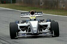 Formel 2 - Stoneman dominiert in Zolder