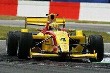 Formel 2 - Belgier Bailly holt Pole für Rennen 2